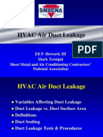 HVACAirDuctLeakage