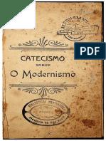 Catecismo Sobre o Modernismo LEMIUS