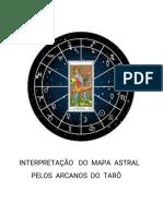 A Interpretação Do Mapa Astral Atraves Dos Arcanos Do Taro