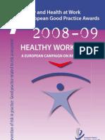 Good Practice Award Booklet