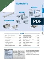 SMC Air Cylinder Catalog - นิวเมติก.com