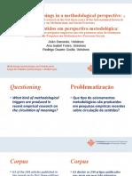 João Damasio, Ana Isabel e Rodrigo Duarte - GT Epistemologias e midiatização