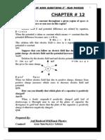 2nd Physics Short Ans + MCQ