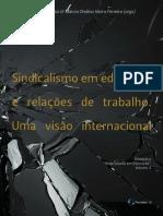 Sindicalismo Em Educação e Relações de Trabalho. Uma Visão Internacional (Livro)
