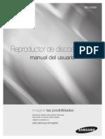 Manual blu-ray Samsung  BD-C5500-c12f2a1fd4ddac2cd0f07e4ccde26c25