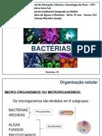 Aula 3- Bactérias slides