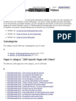 Category_1080 Spanish Pages With Videos - Vanipedia