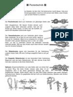 Anleitung Seil Und Knoten