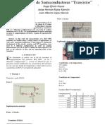 Laboratorio de transistores BJT