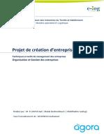ELOG22_projet AGORA_Organisation et Gestion des entreprises