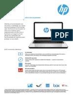 Portátil HP 15-G023NP