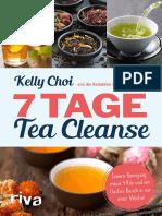 7 Tage Tea Cleanse - Kelly Choi