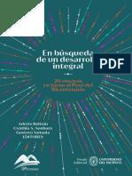 20 Ensayos Del Perú Del Bicentenario