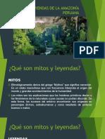 Mitos y Leyendas de La Amazonia Peruana