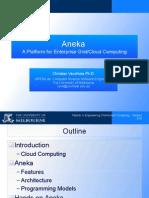 Cloud-Aneka