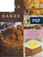 Cakes and Bakes 3th Ed.