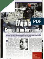 L'Aquila, Genesi di un terremoto di Luigina Marchesi