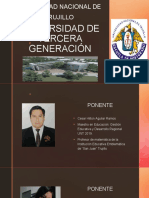 UNIV. 3RA GENERACIÓN ULTIMO 3