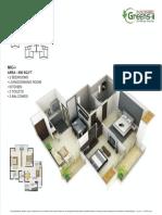 Green-II Floor Plan