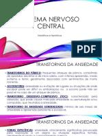 Aula 7 - Sistema Nervoso Central - Ansiolíticos e Hipnóticos 2021-05-05