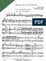 Couperin - Flauto I e II (+ottavino)
