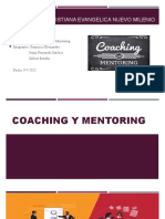 Expo. Coaching y Mentoring