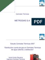 Metrogas estudio