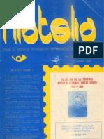 391.Revista FILATELIA N.12 - 1988