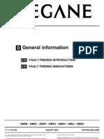 MR366 Megane 0 - General Information