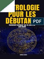 ASTROLOGIE POUR LES DEBUTANTS_ - SHUMAILA NAVEED