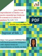 CC.ss 10 Al 12 de Mayo -Ana Luisa Meza
