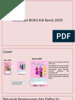 Sosialisasi BUKU KIA Revisi 2020 (maternal)