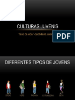 Culturas Juvenis