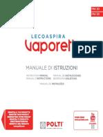 Manuale Lecoaspira Fav20 30 m0s11666 1r08