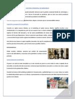 GESTION COMERCIAL DE INMUEBLES