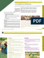 Les fondements de l'agroécologie