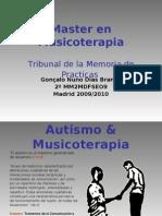 Master en Musicoterapia
