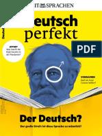 Deutsch Perfekt - 06 2021