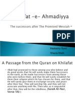 Mid North East Region-khilafat-e-ahmadiyya_WBLajna_080208