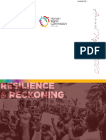 2020 Human Rights Commission Annual Report