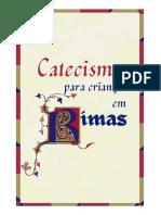 Catecismo para Crianças em Rimas