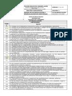 F CO 23 CÓDIGOS DE AUTOEVALUACIÓN Y HERETOEVALUACIÓN DE CONVIVENCIA