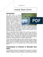 Neonatal Care Units