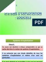 Présentation Ch4_systeme d'Exploitation - Logiciels