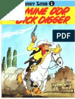 Lucke Luke 01 - La Mine d'or de Dick Digger_text