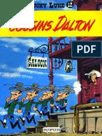 Lucky Luke 12 - Les Cousins Dalton_text