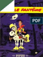 Lucky Luke 25 - La ville fantôme_text