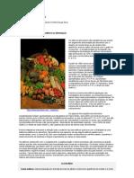 Alimentos e Cinética Química