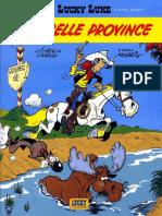 Lucky Luke 73 - La Belle Province_text
