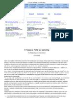 5 Foras de Porter e o Marketing